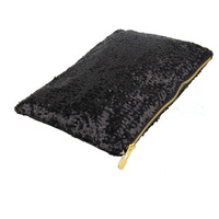 Hot sale!500 sold out FREE SHIPPING Dazzling Glitter Sparkling Bling Sequins Evening Party purse Bag Handbag Women Clutch wallet