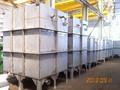 Marina barco de contenedores tanque de agua 1000 litros