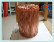 alibaba china loe price flexible metal wire loop tie wire twist tie wire