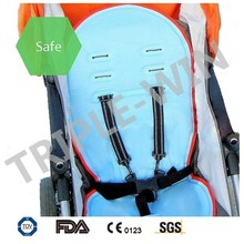 OEM cooling gel pad for baby car seat/baby car seat cooling system