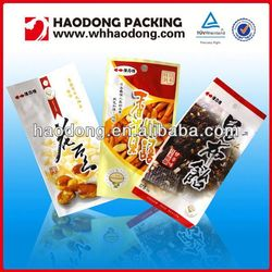 Biscuit Packaging Material With 3 Side Seal Package