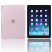 Solid Color Hard Plastic Cover for iPad Air 2 Hard Case