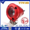 Motor bixenon projector lens light with angel eyes, hid motorcycle light
