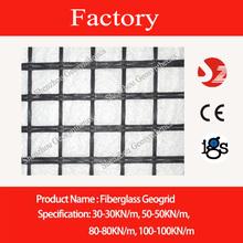 30-30 fiberglass geogrid with CE mark