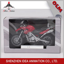 China Wholesale High Quality 1:12 metal motorbicycle model