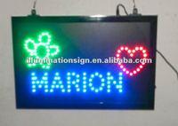 Marion Led Sign