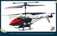 3.5 channel 21*5*9 Remote control helicopter of Structure of alloy & infrared remote control helicopters with camera