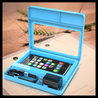 Universal phone unlocking/unlock box for all mobile phones