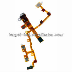 China factoy supply complete headphone jack flex phone 3G 3GS