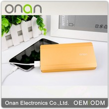 Onan mobile best quality power bank for blackberry