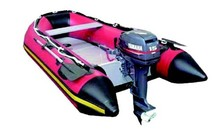 inflatable boat with outboard motor hypalon inflatable boat