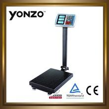 Nuovo stile 100kg piattaforma di pesatura elettronica scala, bilance a piattaforma meccanica