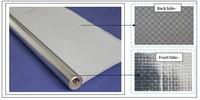 aluminium foil bonded to reinforce high density polyethylene woven fabric