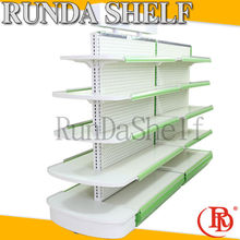 advertising display ladder stand rack curve