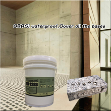 WP1323 concrete building nano technology protective water proofing coating