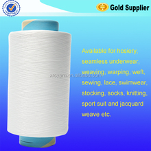 2015 factory sell Raw White 100% nylon 66 yarn with for underwear