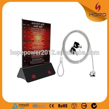standy menu power bank restaurant power bank 10000mAh (3)