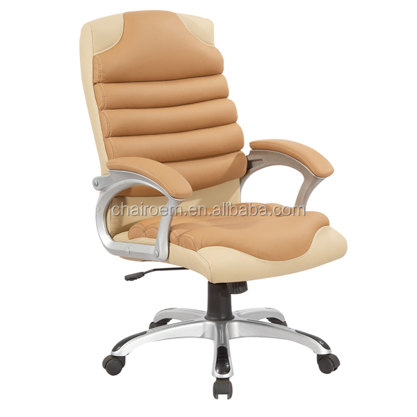 Ergonomisk stol Middle Back Executive PU Kontorstol Y-2887B