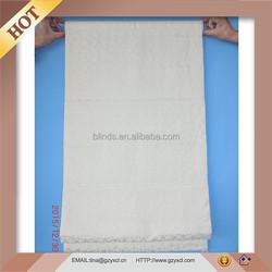 Printed Office Fold Curtians Roman Shades