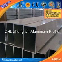 Hot! google searching high quality aluminium fencing aluminum tubing manufacturer