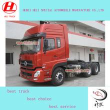 dongfeng 340hp cabeza de tractor