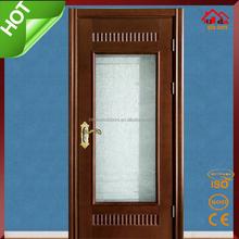 Internal Apartment Fancy Wood Door Design