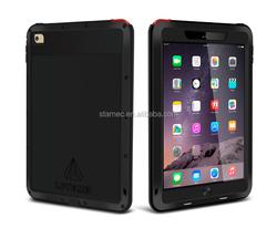 Gorilla Glass Metal Waterproof Case For iPad Air 2,For iPad Air 2 Case Waterproof