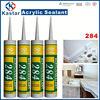 clear siliconized adhesive gel high quality,acrylic sealant