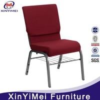 Modern design American Style cheap used church chair XYM-G16