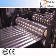 New design storage grain silo roll forming machine