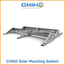 Install Solar Photovoltaic on Flat Roof