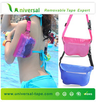 Convenient Nice Clear cell phone waterproof pouch