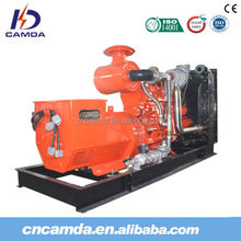 Hot sales! 250KVA biogas generator / methane gas generator / natural gas generator with CHP