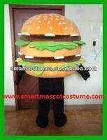 hamburger mascot costumes for adult hamburger costumes