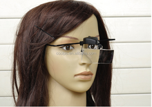 1.5X/2.5X/3.5X LED Magnifying Glasses for Lash Extension /loupe repair magnifying glasses