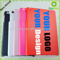 Factory supply , custom color pc cover for ipad,smart cover for ipad mini