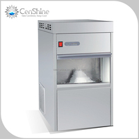 Fully Automatic Snow Flake Ice Machine With Luxury Appearance