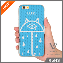 Jules.V Factory Wholesale Soft Rubber Cell Phone Case For iPhone 6/6 Plus