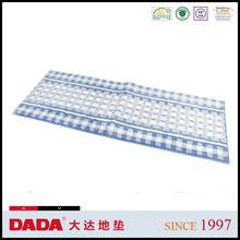 fashion design washable kitchen floor mats