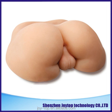 Wholesale sexual toys full silicone sex ass toys artificial vagina and big ass sex doll for man