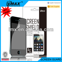 Lcd screen protector film for iPhone 4s oem/odm(Anti-Glare)