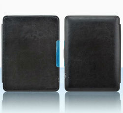 Book Style Leather Case For Kobo Glo Case