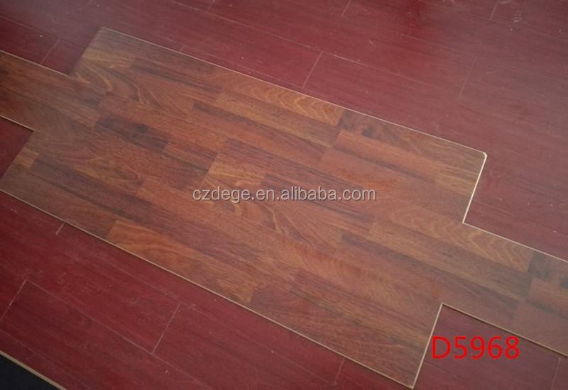 High Density 8mm12mm Hdf Laminate Wood Floor China Manufacturer