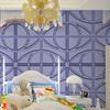 bamboo 3d effect wallpaper manufacturer in guangzhou