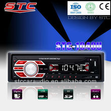 Fancy STC Instrucciones+Coche+Reproductor+De+Mp3+Fm+Transmisor+USB Car Deckless Player