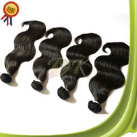 """12""""-34"""" Factory direct sale tangle free shedding free korean hair products"""