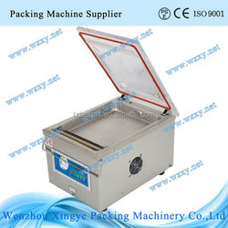 Hot sale mini vacuum sealer DZ-260 desk type table top vacuum packing machine,household vacuum packaging machine
