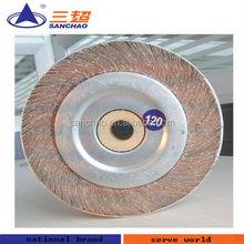 Flap Polishing Wheel for Metal and Wood Grinding