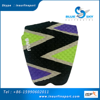China Manufacturer Deck Grip Surfing Surfboard Traction Pads