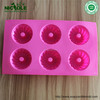 B0110 silicon BAKING cake tools mold donuts